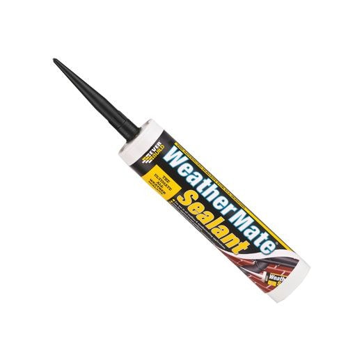 Everbuild Weather Mate Sealant Clear - 295ml