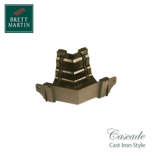 Cascade Cast Iron Style 106mm Prostyle Internal 135dg Angle - Sand