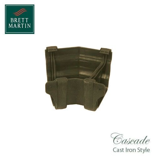 Cascade Cast Iron Style 106mm Prostyle External 150dg Angle - Sand