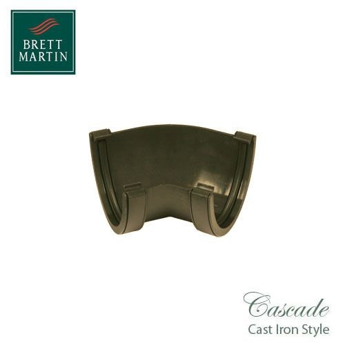 Cascade Iron Style 115mm Plastic Deepstyle 135dg Angle - Sand