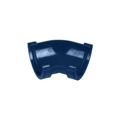 Cascade Cast Iron Style 112mm Style Roundstyle 135dg Angle - Blue
