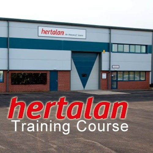 Hertalan EPDM Training Course (1 Day)