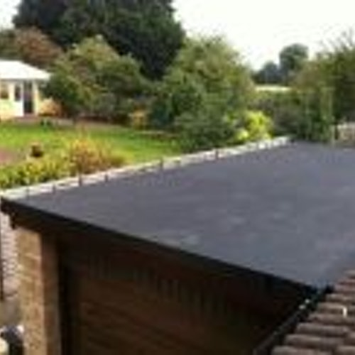 21m2 Epdm Single Ply Rubber Roofing Kit 4 2m X 5 0m Drainage Superstore