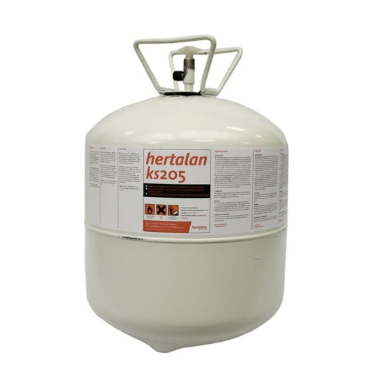 Hertalan EPDM Rubber KS205 Contact Adhesive - 18 Litre Canister