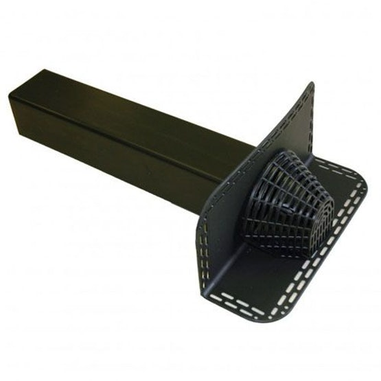 100mm Horizontal Outlet for EPDM Roof Systems