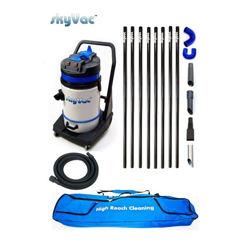 SkyVac 75 Commercial High Reach Inspection and Cleaning System - 12m