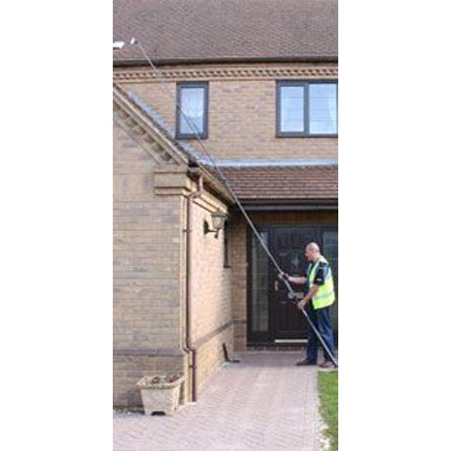 SkyPole Professional High Reach Inspection System - 34ft / 10.36m Pole