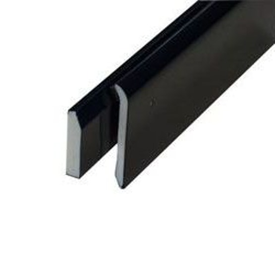 Sure Edge uPVC Gutter Drip Trim for EPDM Roof Systems - 2.5m Length