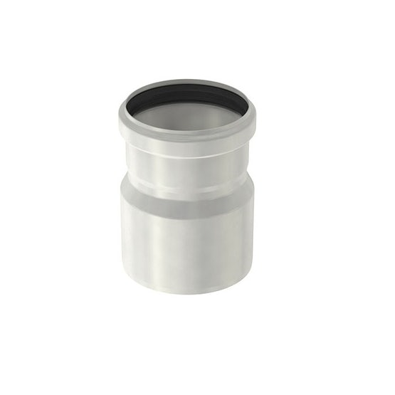ACO Stainless Steel Pipe Increaser Coupling Concentric 110mm to 125mm
