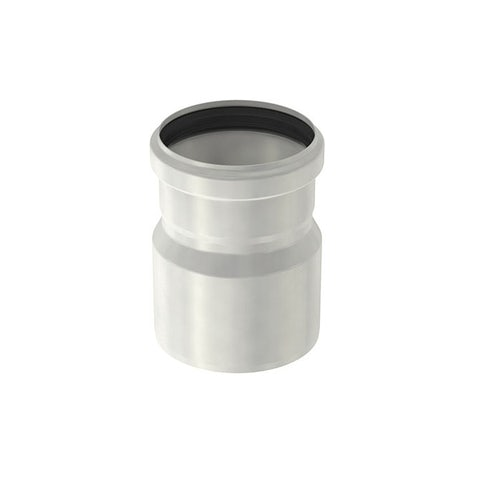ACO Stainless Steel Pipe Increaser Coupling Concentric 200mm to 250mm