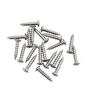Zinc Plated Lindab Guttering Fixing Screws - Pack of 50
