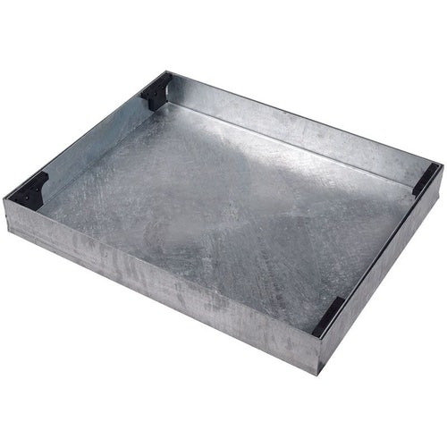 Recessed Manhole Cover and Frame 750L x 600W x 100H - 38 Tonne GPW