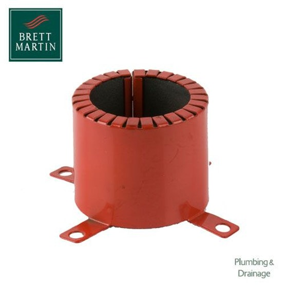 Waste Pipe 50mm Fire Protection Sleeve