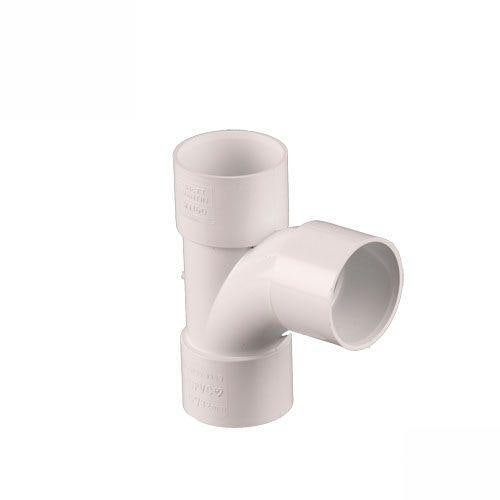 40mm 92.5 Degree Compression Swept Tee