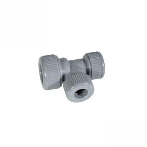 Plumbfit Hot and Cold Polybutylene Unequal Tees - 22mm x 15mm x 15mm