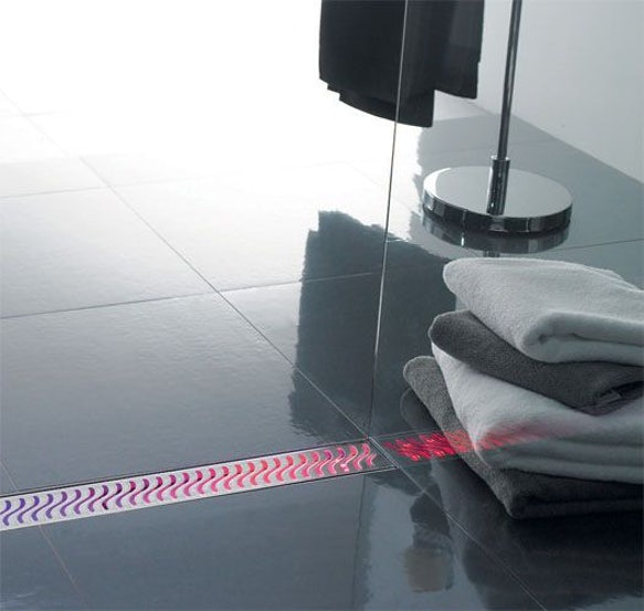 ACO Shower Channel Drainage Systems for Flexible Sheet Flooring 700mm