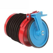 Non-Return Valve - 110mm Retrofit for Clay Waste Pipes - Flexseal