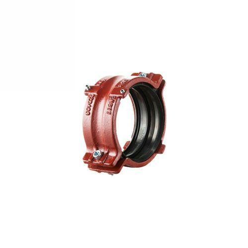 Cast Iron Soil Ductile Couplings with Continuity 100mm