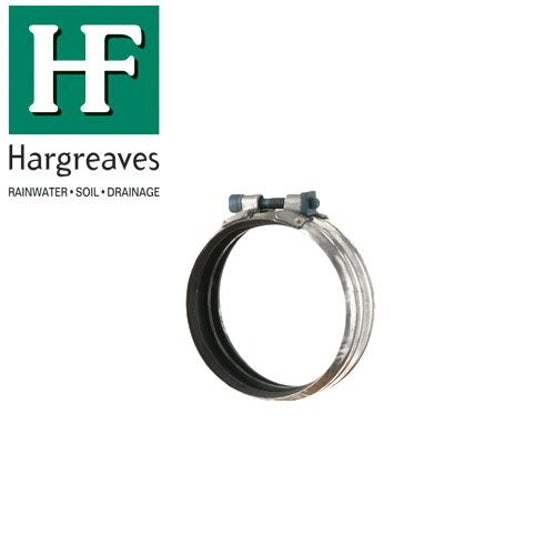 Stabilised Chrome Steel Connect Coupling 150mm