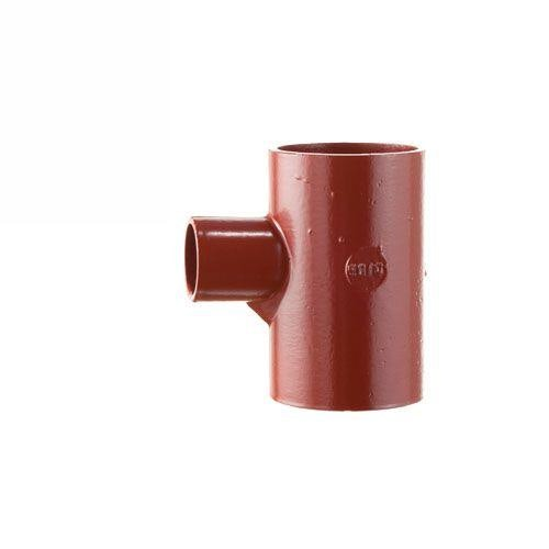 Cast Iron Soil Pipe 88 Degree Single Unequal Branches 100mm x 70mm