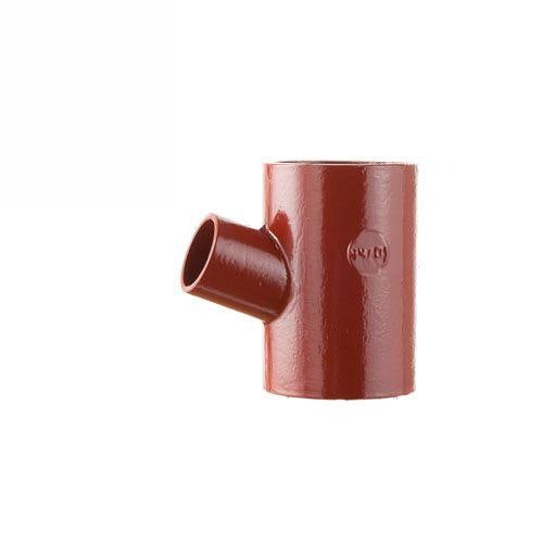 Cast Iron Soil Pipe 69 Degree Single Unequal Branches 70mm x 50mm
