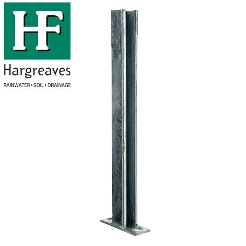 Cast Iron Soil Pipe Galvanised Cantilever Arm 450mm Length