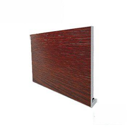 uPVC 150mm Replacement Fascia Board (18mm Square Edge) 5m - Rosewood