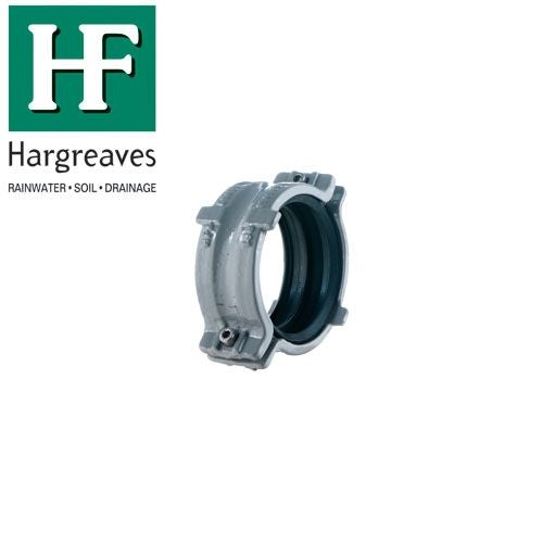 Cast Iron Ductile Drainage Pipe Coupling - 150mm