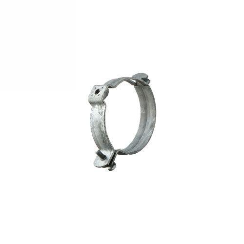 Galvanised Drainage Pipe Clamp - 200mm