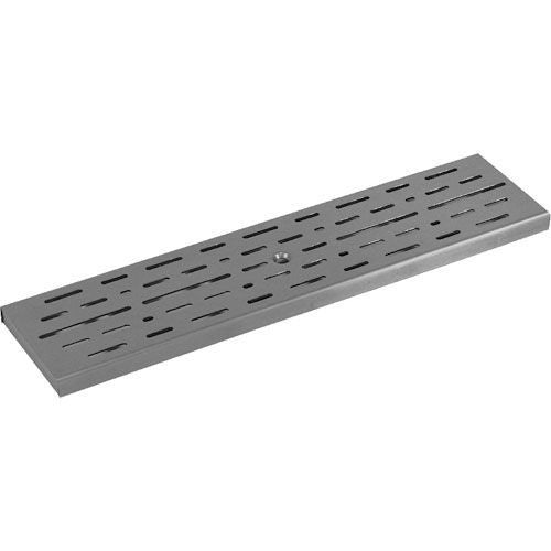 Channel Drain Stainless Steel Intercept Grate 1000mm - ACO Modular 125
