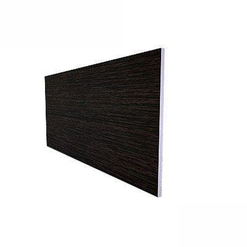 uPVC 200mm Soffit Board (10mm General Purpose) 5m - Black Ash