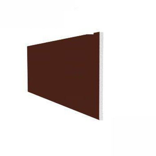 uPVC 150mm Soffit Board (10mm General Purpose) 5m - Leather Brown