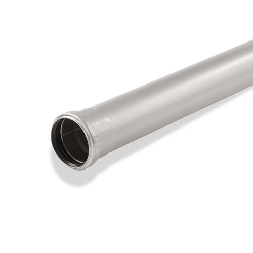 ACO 304 Stainless Steel Socketed Pipe with EPDM Seal 110mm x 2500mm