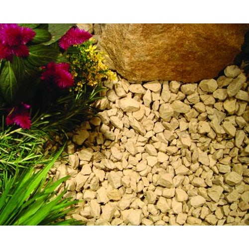 Decorative Gravel Aggregate - Cotswold Stone Chippings 850kg