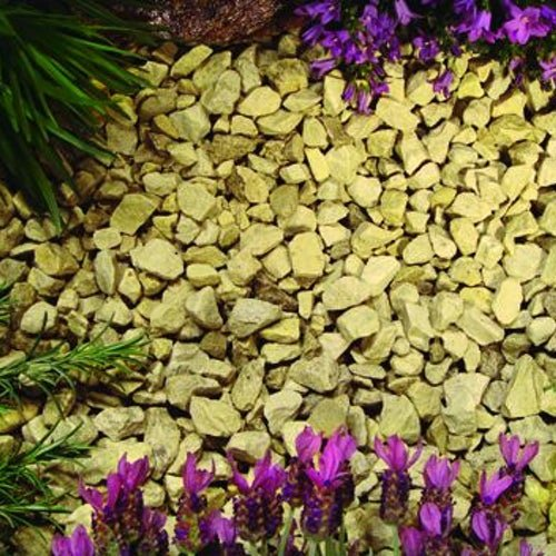 Decorative Gravel Aggregate - Calico Chippings 850kg