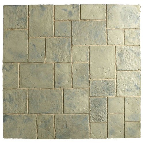 Kelkay Stone Patio Kit Minster Paving 5.76m2 - Rustic Sage
