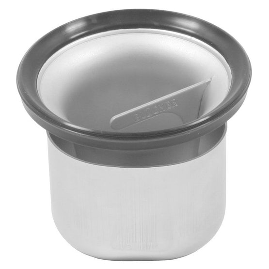 Blucher Removable Sealed Water Trap - Stainless Steel