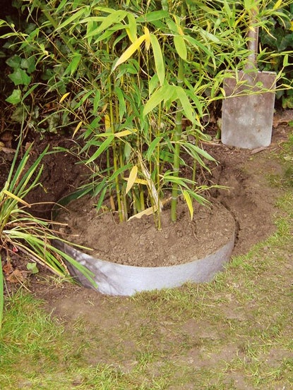 Root Barrier Bamboo Rhizome Damage Protection Fabric 0.7m x 10m