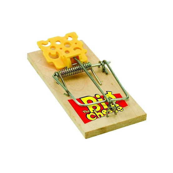 Baited Rat Trap - The Big Cheese