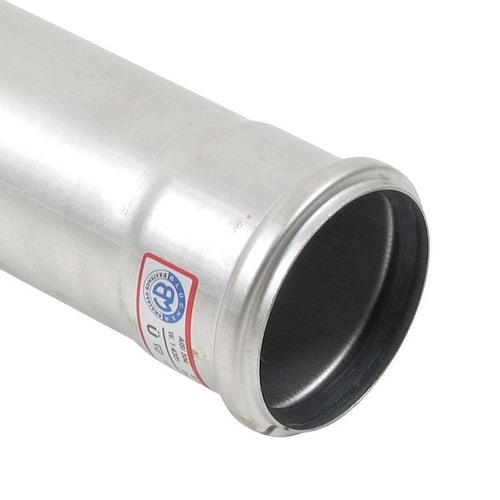 Stainless Steel Pipe 125mm x 250mm 304 Grade - Blucher Europipe