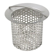 Blucher Small Filter Basket - 316 Grade Stainless Steel