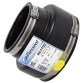 Flexseal 200mm to 144mm Rubber Flexible Drainage Adaptor Coupling