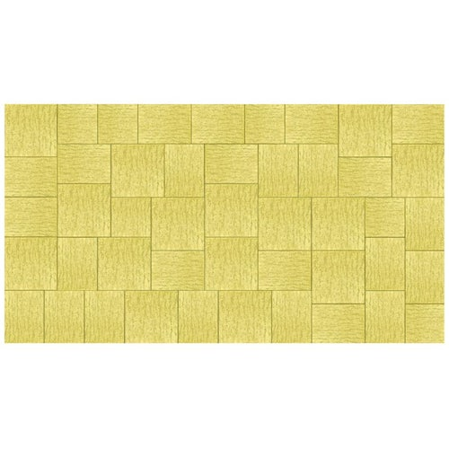 Kelkay Stone Patio Kit Galaxy Paving 14m2 - York Gold