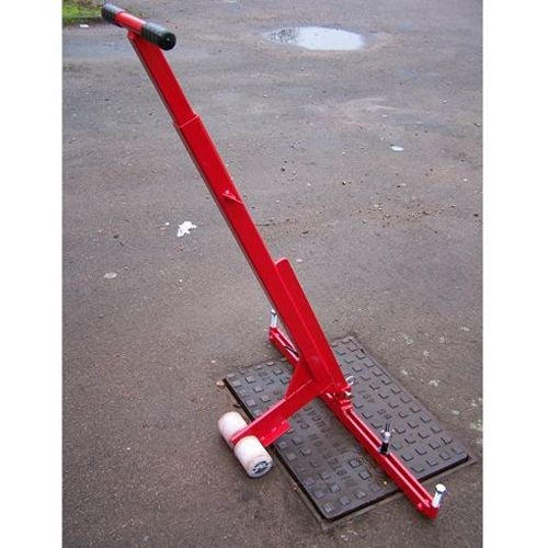 Manual Manhole Cover Lifter Lifting Machine - Monument