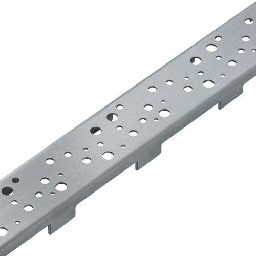 Stainless Steel Shower Channel Grating Only 900mm - Oslo