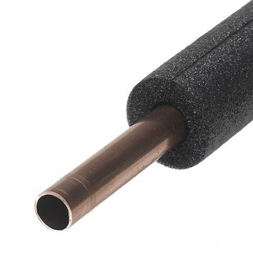Pipe Insulation Lagging Foam 35mm x 9mm Thickness - 2m