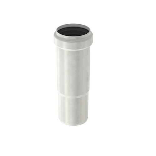 ACO 304 Stainless Steel Expansion Socketed Pipe with EPDM Seal - 50mm