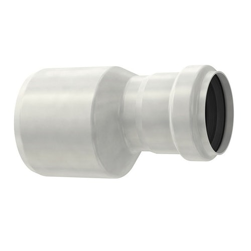 ACO Stainless Steel Pipe Increaser Coupling Eccentric - 110mm to 160mm