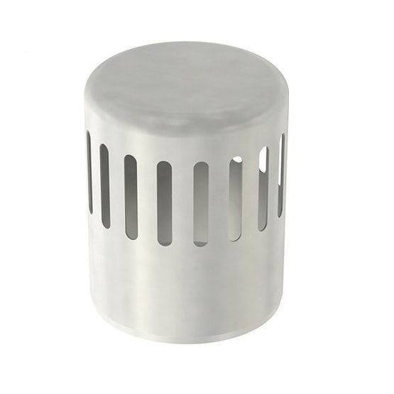 Aco Stainless Steel Pipe Vent Cowl 316 Grade - 110mm