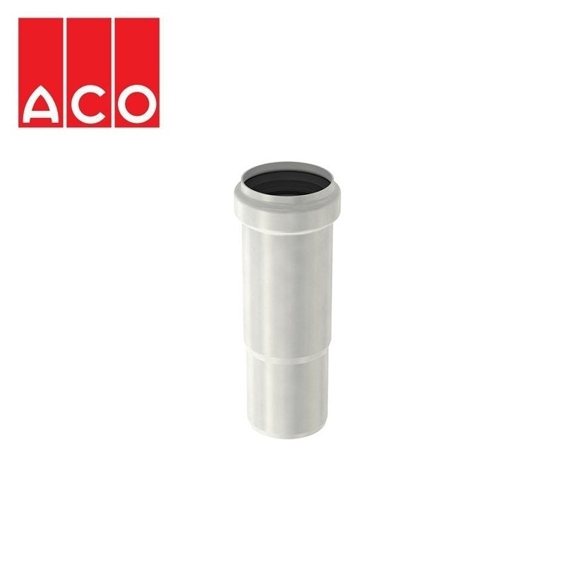 Video of ACO 304 Stainless Steel Expansion Socketed Pipe with EPDM Seal - 110mm